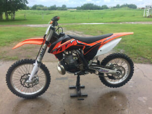 2014 Ktm sx big bore