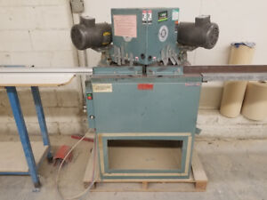 CTD D45 Fixed 45 Degree Double Frame Saw