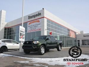 2013 Toyota Tacoma 4WD DOUBLE CAB V6 AUTO TRD SPORT   - Certifie