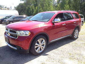 2011 Dodge Durango CREW PLUS SUV, Crossover