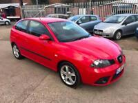 Seat Ibiza 1.4 16V 100 Sport - 08 - Only 88k - June 18 Mot