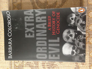 Extra ordinary evil-a brief history of genocide