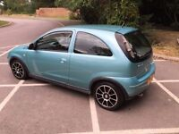 VAUXHALL CORSA 1.2 2004 1 YEARS MOT. LOW MILES ONLY DONE 50k