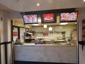 Well established pizza business for sale