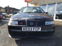 2003 Seat Leon 20v Cupra 5dr 1.8