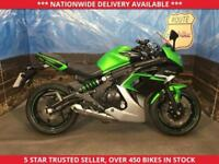 KAWASAKI ER-6F ER6F EX 650 FGF ABS MODEL LOW MILEAGE EXAMPLE 2016 66