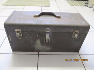 Vintage Kennedy Kits K20 All Metal Machinist ToolBox Cir1950-60s