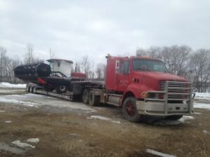 Farm equiment hauling and towing,grain bin moving Regina Regina Area image 5