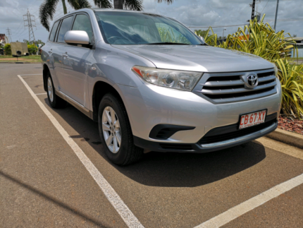 Toyota Kluger 2012 Howard Springs Litchfield Area Preview