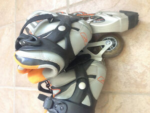 Size 6 Roller Blades (almost new!)