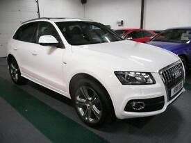 Audi Q5 2.0TDI ( 170ps ) quattro 2011MY S Line Special Edition