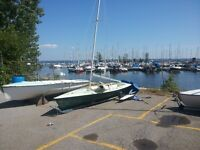 contender racing sailboat  need gone asap