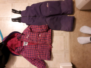 Size 3 Oshkosh snow suit