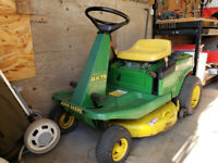 1989 John Deere RX75 Lawn & Garden and Commercial Mowing