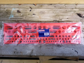 Tool organiser x 4. Ideal for shed