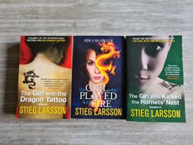 Steig Larssons The Girl saga
