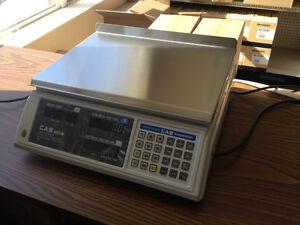 Retail scale;price computing scale;CAS S2000;Kilotech;Digi London Ontario image 3