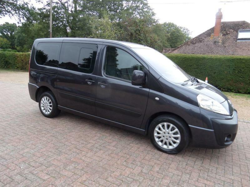 Peugeot Expert Tepee 6 Seat Wheelchair Scooter Disabled Access WAV MPV