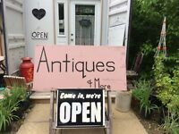 Antiques & More Sale