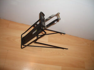 Bike / Velo rack with gear ----- ready to use