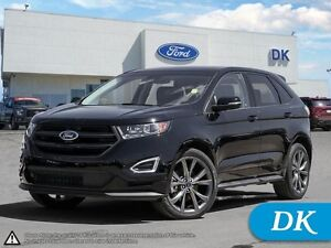 2016 Ford Edge Sport AWD w/Leather, Moonroof, Navigation!