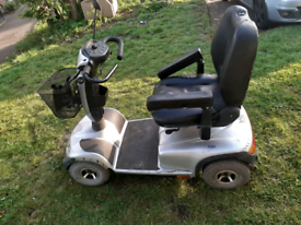 Invancare comet mobility scooter