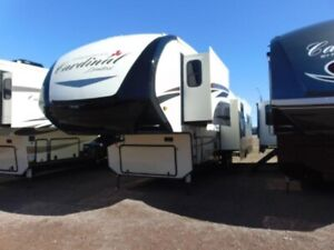 2019 Forest River RV Cardinal Limited 3780LFLE