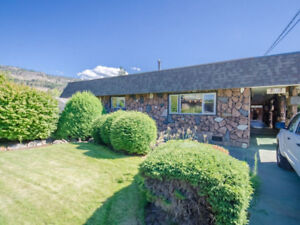 Short Term 2 Bedroom Rental - Only 2 Minutes to Skaha Lake!