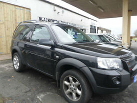 Land Rover Freelander 2.0 Td4 Freestyle 2005