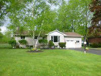 Beautiful Bungalow on Large Country Lot