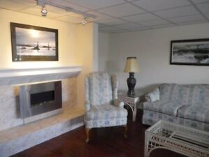 Available Nov. 1st! Furnished 1 bedroom suite