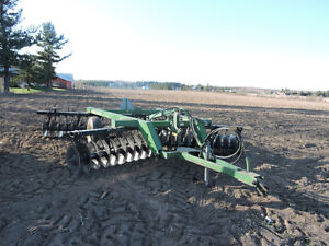 Disk/CornPlanter/Hay Bine/ Gravity Box