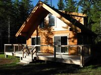 Big Timber Cabin Sales Are On Now - SALE ENDS AUGUST 15TH