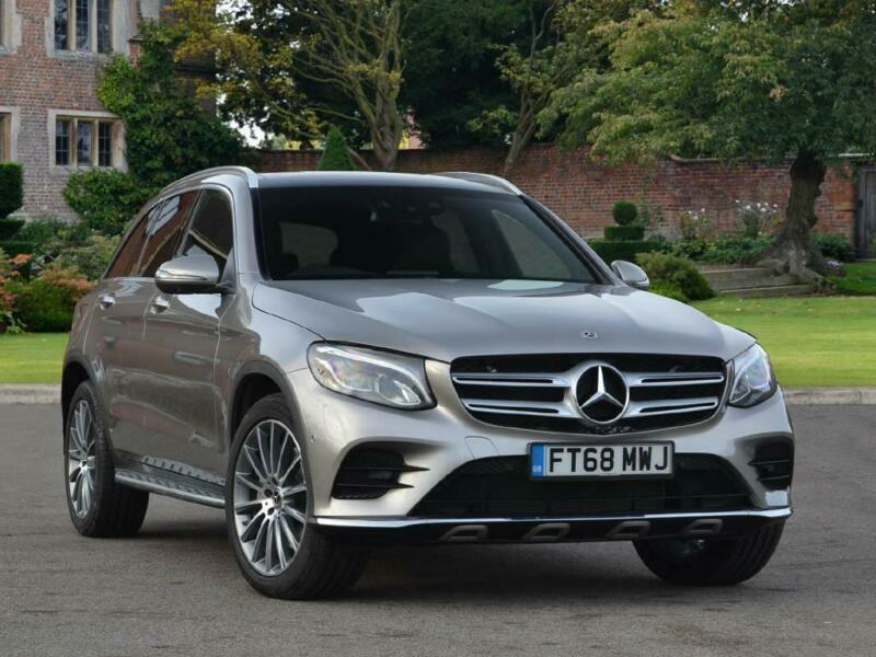 Mercedes-Benz GLC Diesel GLC 250d 4Matic AMG Line Premium 5dr 9G-Tronic  2018 | in Lincoln, Lincolnshire | Gumtree