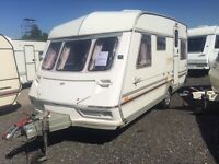 5 BERTH JUBILEE VENROY END BEDROOM FULL AWNING MORE IN STOCK AND WE CAN DELIVER PLZ VIEW