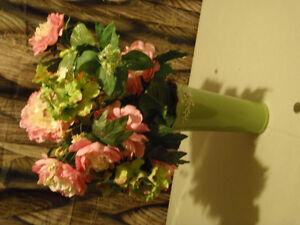 Lg vase flower arrangement Peterborough Peterborough Area image 1