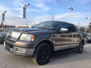 2006 LINCOLN MARK CREW CAB 4X4,LEATHER INTERIOR, RUNS GREAT!!