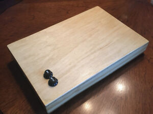 Acoustic/Electric Stomp Box