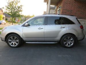 2012 Acura MDX SH AWD Elite Pkg **A MUST SEE!**