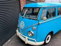 1971 Volkswagen VW T1 Split screen classic bus px swap