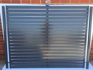 **ALUMINIUM SLAT FENCING (ALL COLOURS) IN STOCK NOW!!! Salisbury South Salisbury Area Preview