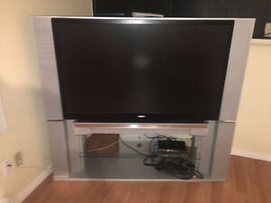 "55"" TV w/Stand"