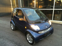 ☆ 2006 SMART FORTWO ☆ *DIESEL,ALLOYS,GLASS ROOF!!!*