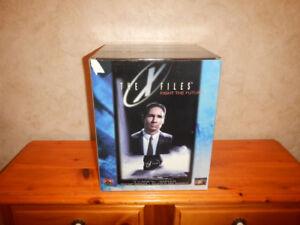 Statue The X Files en Porcelaine Edition Limitée Mulder A Voir