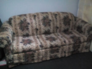 double bed/sofa
