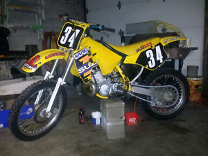 1989 to 1992 rm 250 parts wanted