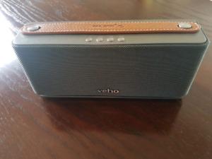 Veho Mode Bluetooth speaker