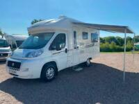 DEPOSIT TAKEN | SWIFT FREESTYLE 580 PR | 2011 | 2 BERTH MOTORHOME | SATELLITE