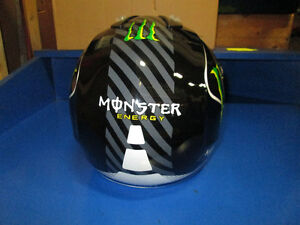 MONSTER HELMETS MOTOCROSS BRAND NEW IN STOCK FREE SHIP Prince George British Columbia image 2