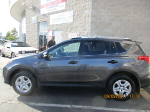 2013 Toyota RAV 4 FWD LE Upgrade Package (Magnetic Grey)